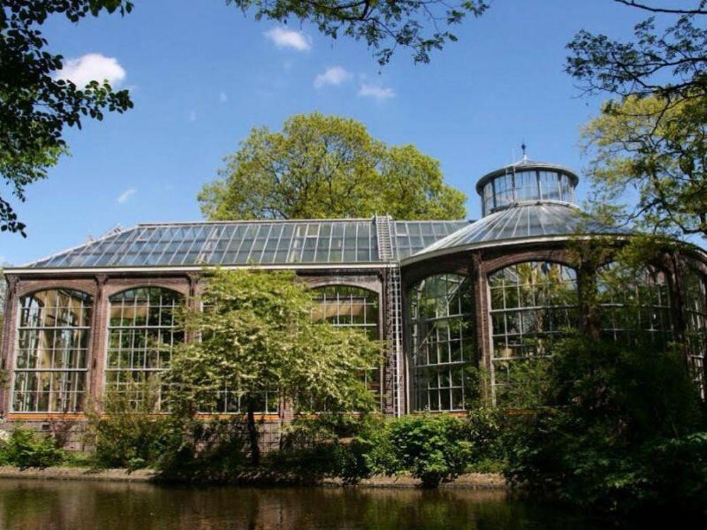 Nachtcollega: Plantendiversiteit en de mens De Hortus Amsterdam