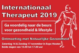Internationaal Therapeut Beurs Expo Houten
