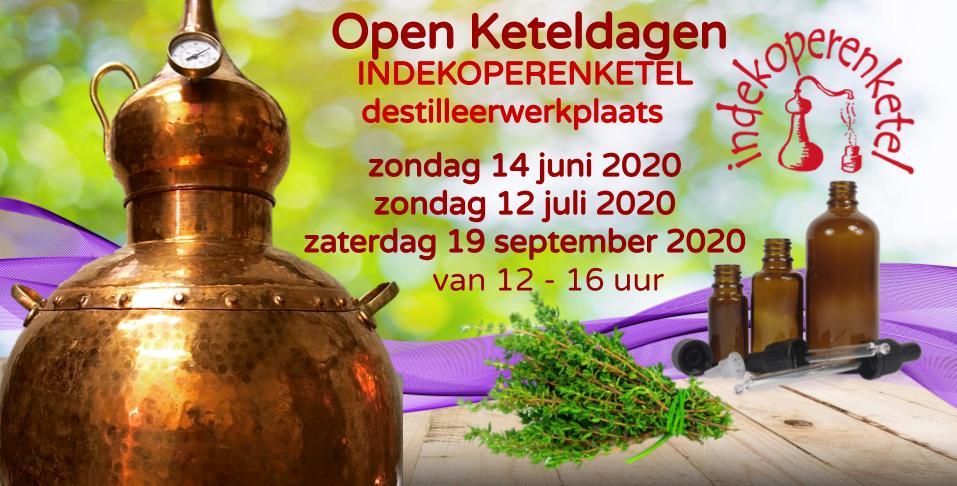 Alle kruiden en bomen workshops van 2020